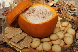 Pumpkin Fluff Dip Without Pudding by Carolina Charm Happy 1st Day Of Fall Pumpkin Dip
