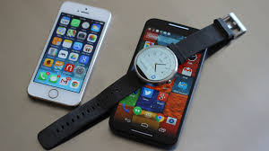 iPhone and these 3 Android Wear watches are now patible