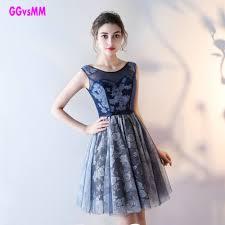 online get cheap dark navy prom dress aliexpress com alibaba group