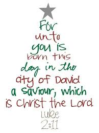 28 Collection Of Christmas Scripture Clipart