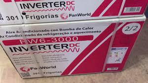 LG Aire Acondicionado 3000 FC USNW126BRG4 Art Cool INVERTER