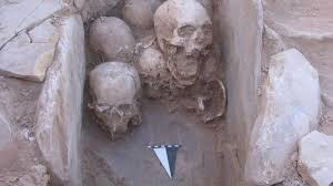 9 000 Year Old Skeletons Found in Jordan had been Dismembered