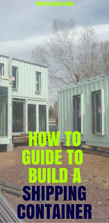 100 Build A Shipping Container House What To Consider Before Ing A Home Eco