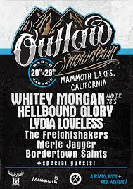 The Outlaw Snowdown Is More Than A Music Festival Its Rowdy Rock And Ride Weekend High Country Congregation Of Folks Lookin To Have Good Time