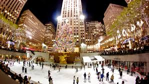 Rockefeller Plaza Christmas Tree Cam by At The Rockefeller Center Or In Madison Square Garden Sos