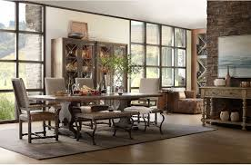 Hill Country Trestle Dining Table KT62505