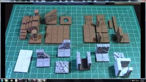 3d Dungeon Tiles Dwarven Forge by Dragonlock 3d Printable Dungeon Terrain Expansion Set 1 And 2