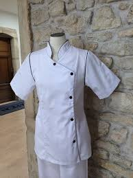 tenue cuisine femme veste de cuisine femme 2242 pc veste de cuisine femme marion