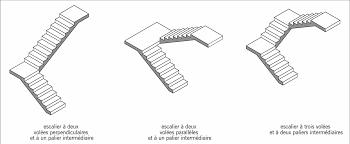un palier d escalier escaliers cours et exercices