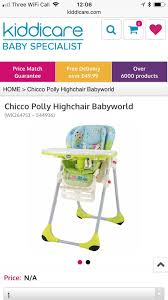 Chicco Polly 2 In 1 High Chair Baby World In For £20.00 For Sale ... Chicco Polly 2 In 1 High Chair Urban Home Designing Trends Uk Mia Bouncer Sea World From W H In Highchair Marine Monmartt Start Farm High Chair Baby For 2000 Sale In Price Pakistan Buy 2019 Peacefull Jungle At 2in1 Progress 4 Wheel Anthracite 8167835 Easy Romantic Online4baby Recall Azil Happyland Upto 14 Kg