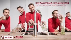 quooker cube der wasserhahn der alles kann