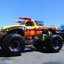 100 Biggest Monster Truck Jam Begins Indulge Magazine