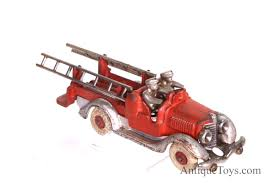 Hubley Fire Truck With Ladders From The 1930s For Sale - Antique ... Free Antique Buddy L Fire Truck Price Guide City Engine Sos Brands Products Wwwdickietoysde Bestchoiceproducts Rakuten Toy With Lights And Sirens Dickie Toys Remote Control Happy Walmartcom Childhoodreamer Daesung Ffighter Tr End 21120 1100 Am Magnetic Tile Set 34 Pieces Red Or Yellow Ladder Gizmovine 116 Inertial Truck Toy Car 2pcsset Fast Lane 15 Inches Sounds Toysrus Bruder Man Fire Truck In Israel Malkys Store Wooden Vehicle Cars Garages Spotty Green Frog 9 Fantastic Trucks For Junior Firefighters Flaming Fun