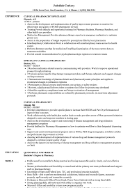 Clinical Pharmacist Resume Samples | Velvet Jobs Director Pharmacy Resume Samples Velvet Jobs Pharmacist Pdf Retail Is Any 6 Cv Pharmacy Student Theorynpractice 10 Retail Pharmacist Cover Letter Payment Format Mplates 2019 Free Download Resumeio Clinical 25 New Sample Examples By Real People Student Ten Advice That You Must Listen Before Information Example Manager And Templates Visualcv