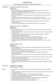 Clinical Pharmacist Resume Samples | Velvet Jobs Free Pharmacist Cvrsum Mplate Example Cv Template Master 55 Pharmacist Resume Cover Letter Examples Wwwautoalbuminfo Clinical Samples Velvet Jobs Pharmacy Manager Sugarflesh Program Sample New Download Top 8 Compounding Resume Samples Retail Linkvnet Lovely Cv Awesome Detailed Doc 16 Unique Midlevel Technician Monstercom Accounting 23 Example Curriculum Vitae Mmdadco