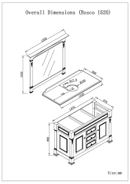 Standard Kitchen Cabinet Depth by Bathroom Cabinet Measurements Home Decorating Interior Design