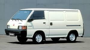 Mitsubishi L300 Van 1987–99