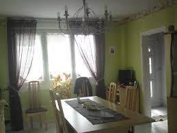 rideaux salle a manger rideaux pour salle manger fabulous quel rideaux choisir store