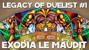 Orichalcos Deck Legacy Of The Duelist by Exodia Le Maudit Yugioh Legacy Of The Duelist 1 Youtube
