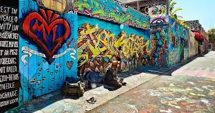 Clarion Alley Mural Project by Clarion Alley Mural Project San Francisco An Interesting Pic