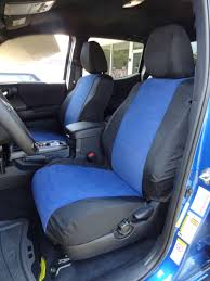 2015-2018 - Toyota Tacoma Front (pair) Bucket Seat Covers | Durafit ...