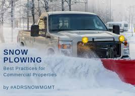 100 How To Plow Snow With A Truck Ing Best Practices For Commercial Properties