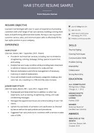Hair Stylist Resume Sample & Writing Guide | RG Cosmetology Resume Skills Examples Cool Photography 97 Cosmetologist Template Of Rumes Sample Recent Graduate New Photos Hair Stylist Cv Writing Guide Genius Templates Free Makeup Artist Samples And Full 20 Salumguilherme At Ideas Beautician Beauty Therapist 27 25 Elegant Gallery