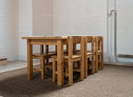 Photo Of Child Table And Six Chairs