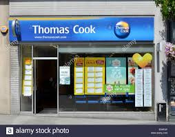 Thomas Cook Travel Agency Office