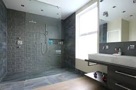 gray tile shower – cfresearch