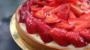 tarte aux fraises les gourmandises de némo