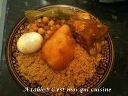 recette cuisine couscous tunisien couscous aux oeufs et raisin recette tunisienne a table c est