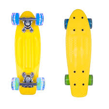 Mini Penny Board WORKER Pico 17