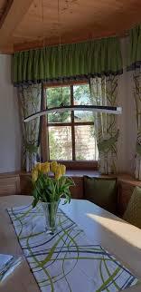 sommerfarbe für s eßzimmer gardinen mit pfiff
