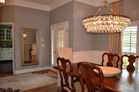 Chandelier Terrific Transitional Chandeliers For Foyer Rugs Dining Room Rug Blue Walls