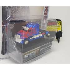 100 Optimus Prime Truck Model LY2 Mode Car Robot Transformers Bumblebee With