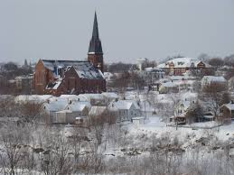 Christmas Tree Shop Bangor Maine by Bangor Maine In The Middle Of Winter History Of Maine
