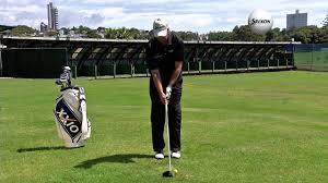 100 Golf Warehous Rhys Bishops Tip 7 Practice With Your Feet Together Powered By ESrixonXXIO
