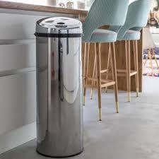 kitchen move poubelle de cuisine automatique 42 l poubelle automatique kitchen move achat vente pas cher