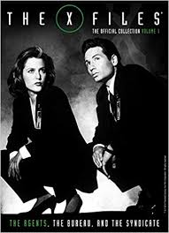 amazon bureau the x files the official collection volume 1 the agents the
