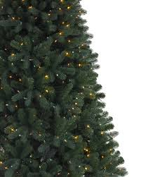 Noble Fir Unlit Artificial Christmas Tree by Brooklyn Led Spruce Christmas Tree Treetopia