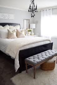 schlafzimmer mit schwarzen möbeln schlafzimmerdesign info