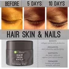 Works Hair Skin Nails