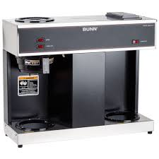 Bunn 042750031 VPS 12 Cup Pourover Coffee Brewer With 3 Warmers