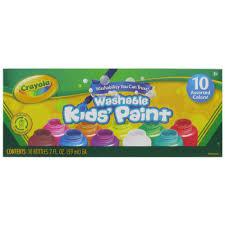 crayola washable kid s paint hobby lobby 472068