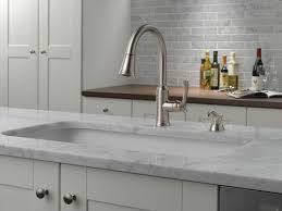 Delta Mandara Faucet Collection by Delta Fixtures Delta Faucet Windemere Centerset Lavatory Faucet