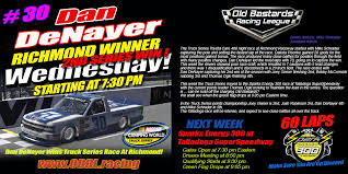 6-Richmond-Truck-Winner-Dan-DeNayer - Old Bastards Racing League New Richmond Auto Sales Car And Service Ohio Davis Certified Master Dealer In Va Lets Take A Look At The 2016 Ford Explorer Chesterfieldbased Abilene Motor Express Sold To Nations Largest Top 10 Reason To Visit Rctc Gmc Canyon Vehicles For Sale Larkin Cobb Chevrolet Buick Serving Brookville Mike Eckler Mikeeckler Twitter Unique Used Cars Trucks Royal In Henrico Chesterfield Roscoes Cash Junk Immediate Removal