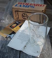 Wolfard Hand Blown Glass Oil Lamps by Wolfard Hand Blown Glass Oil Lamp Cylinder Candle 12