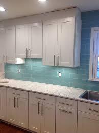 Light Blue Glass Subway Tile Backsplash by Ccd Designer Kitchen U0026 Bath Madison Al Kitchen Renovations