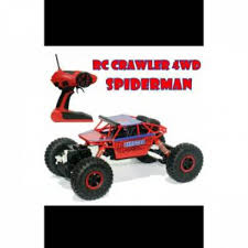 Beli AA Toys Mobil Remote Control Car 4 WD Rock Crawler - Mainan ... Alaide Australia May 02 2016an Isolated Shot Of An Unopened Kid Car Racing Power Wheels Playtime At The Park Giant Rc Monster Hot Monster Jam Shark Shop Cars Trucks Race Beli Aa Toys Mobil Remote Control 4 Wd Rock Crawler Mainan Marvel 3 Pack Captain America Iron Man Spiderman Ride On Quad Toy 6v Tough Atv Traction Tires Custom Rap Attack Metal Base Hot Wheels Jam 124 Scale Dc Comics 2011 Release Set Of Other Radio Spiderman Truck Tattoo 2014 Offroad Demolition Doubles Spiderman Lego 76133 Diecast Vehicle Walmartcom